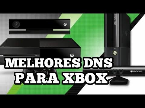 MELHORES DNS PARA XBOX 360 E  XBOX ONE