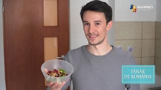Tânăr de România: Gustos şi sănătos, reţeta pentru afacerea ideală