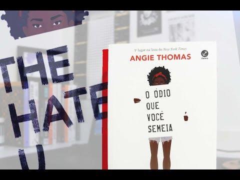 UM LIVRO NECESSÁRIO | O ÓDIO QUE VOCÊ SEMEIA, de Angie Thomas | Guerraquea