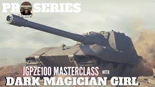 JGPZE100 Masterclass With Dark Magician Girl World of Tanks Blitz