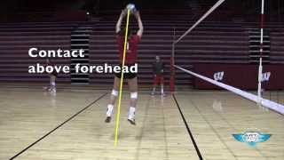 AVCA Video Tip Of The Week: Analysis Of Lauren Carlini's Jump Setting + Attacking