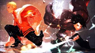 Most Epic Battle Anime Ost-Spin And Burst ( Boruto:Naruto The Movie) (Boruto Episode 65)