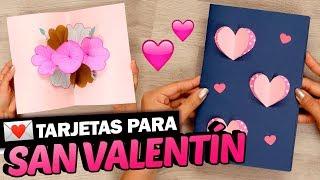 Cómo Hacer Tarjetas Para San Valentín