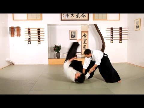 How to Do Sumi Otoshi | Aikido Lessons
