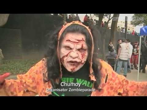 10.000 Zombies: Untote auf Mexikos Straßen - SPIEGEL TV