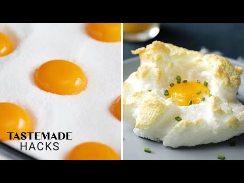 Easy & Genius Egg Hacks That Chefs Swear By | Tastemade