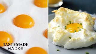 Easy & Genius Egg Hacks That Chefs Swear By   Tastemade