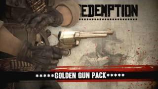 Red Dead Redemption Official Golden Gun Pack Video