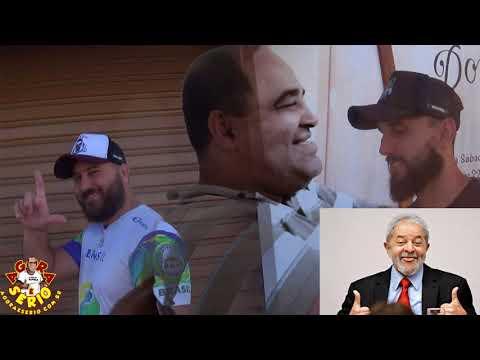 Movimento Barbudos do  #LulaLivre vai crescendo em Juquitiba