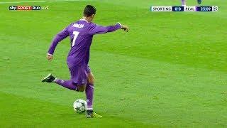sport super driblinguri Cristiano Ronaldo