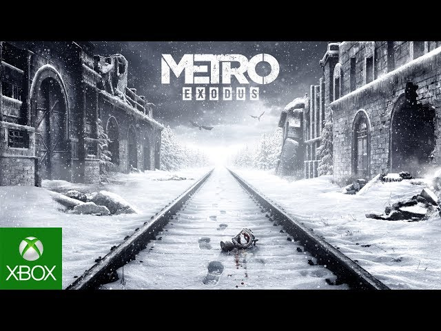 Metro: Exodus - Best Trailer of E3 2017 - Nominee