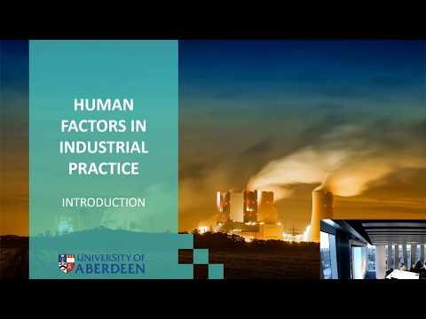 Human Factors in Industrial Practice - Business Breakfast (Part One ...