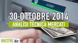 Video Analisi di Oggi - Speciale Crollo EURUSD