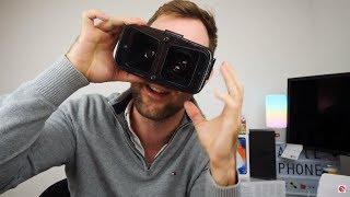 Mit allen Smartphones 2017 kompatibel!   Zeiss VR One Plus Brille mit über 11 Geräten ausprobiert