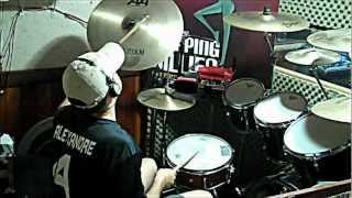 Kit Kat Jam DMB Drums TB