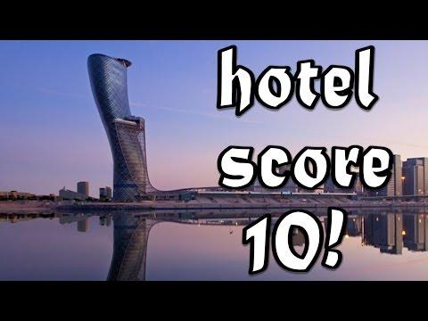 Video HYATT ABU DHABI REVIEW HOTEL SCORES 10!