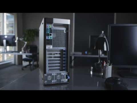 Dell T5610, s2011 E5-2650v2  32 Gb ddr3, HA AZ I7-7700 NEM ELÉG, ITT NÉZZ KÖRBE!   videoval! Kép