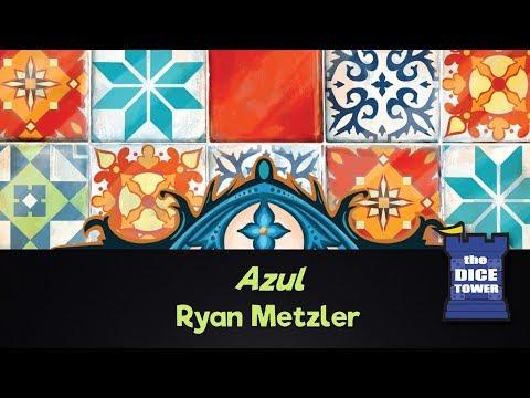 Dice Tower Reviews: Azul - w/ Ryan metzler