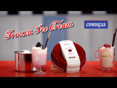 Ariete Frozen Ice Cream Maker 630 Party Time