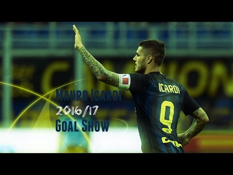 Mauro Icardi|| 2016/17|| Season so far...