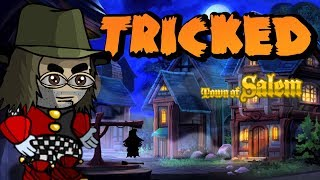 GET TRICKED | Town Of Salem Ranked Lookout Play