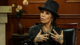 """Linda Perry On """"Larry King Now""""   Full Episode Available In The U.S. On Ora.TV"""