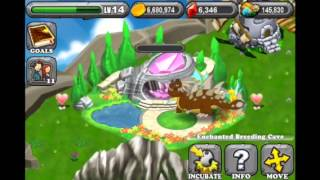 How to breed the crystal dragon on dragonvale