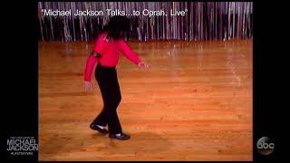 Michael Jackson Enseña Como Hacer El Moonwalk