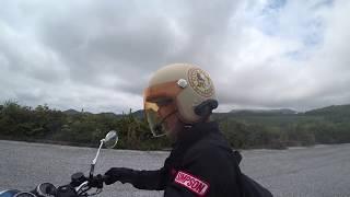 バイク女子 いっぱい練習しなきゃと平尾台へ・・・