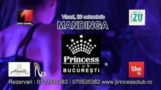 Promo MANDINGA  PRINCESS CLUB