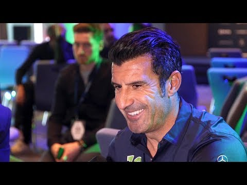 Luis Figo Interview - 'Ronaldo Could Be The Difference For Juventus In Champions League'