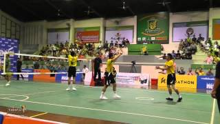 preview picture of video 'Takraw Thailand League 2014 - Ratchaburi vs. Bangkok (Round 8 Highlights)'
