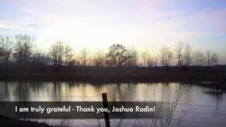 Everything will be alright by Joshua Radin Cover