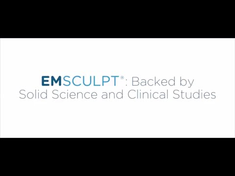 Science of EMSCULPT - <strong>M.D. Richard Goldfarb</strong>