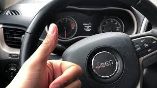 Jeep Cherokee – How to lock/unlock doors