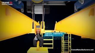 Double Girder EOT Crane Manufacturer, Specification & Design