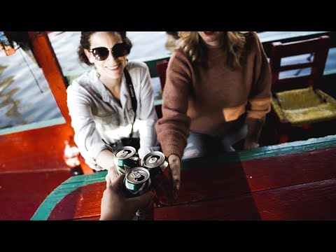 MEXICAN BOAT PARTY! | Xochimilco, Mexico City | The Travel Human |