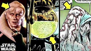 How Bib Fortuna ESCAPED his BIZARRE Fate as a Brain Spider Droid After Episode 6! (Legends)