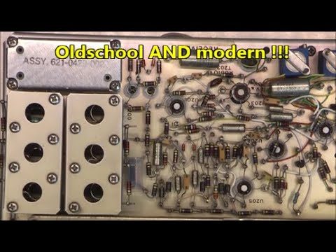 Avionis teardown:Collins 618E-5 radio transceiver