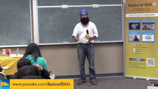 Difference Between Radhasoamis And Sikhs? - Q&A #10 UC Davis SSA