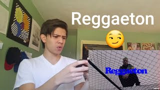 J. Balvin - Reggaeton (Reaccion)