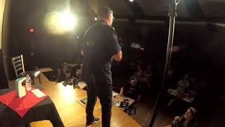 Rob Riggle Live From Houston - The Adam Carolla Show