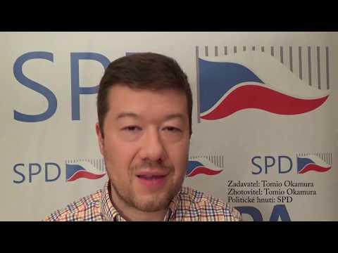 Tomio Okamura: Nezákonní migranti v ČR