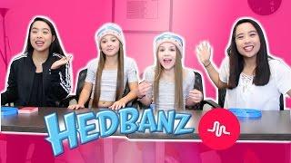 HEDBANDZ CHALLENGE! with Piper Rockelle + MariamStar1