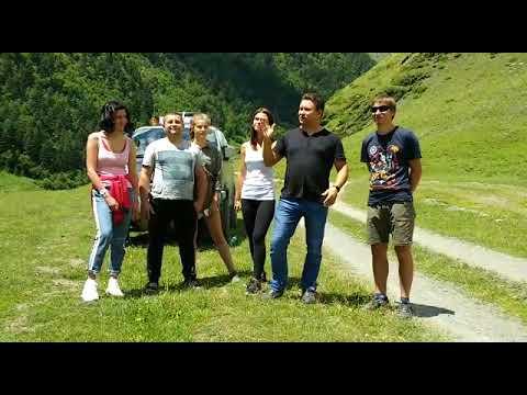 Фото видеогид Гости из Миргорода (Тушети июль 2019)