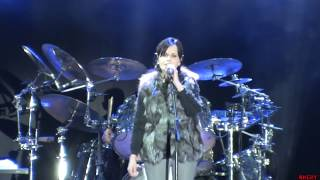 The Cranberries - Live. When You're Gone (2017)