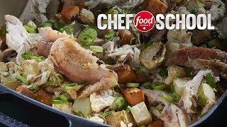 Michael Smiths Easiest Roast Chicken Dinner | Chef School