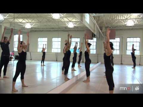 TU Dance Center feature on TPT Minnesota Original