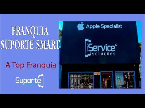 FRANQUIA SUPORTE SMART ➽ Top Franquias