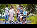 Dil To Pagal Hai | Love Triangle ❤️| Hindi Famous Song 2020 Remix | SP Creater🔥
